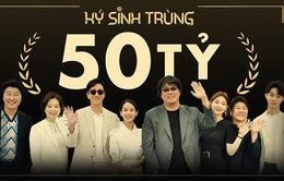 Ký sinh trùng chính thức trở thành phim Hàn có doanh thu cao nhất tại Việt Nam