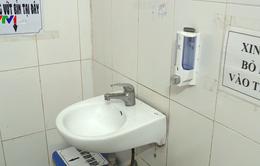 Nhà vệ sinh bệnh viện: Chuyện nhỏ mà không nhỏ