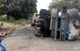 Nigeria: Xe chở dầu phát nổ, hơn 145 người thương vong