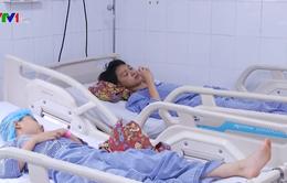 Sức khỏe các nạn nhân trong vụ tai nạn xe khách ở Quảng Ninh dần ổn định