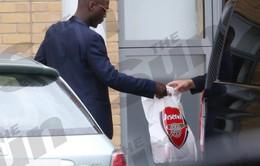 """""""Bom tấn"""" tới London, Arsenal chuẩn bị công bố bản hợp đồng kỷ lục"""