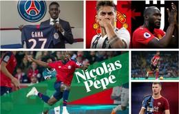 TỔNG HỢP Chuyển nhượng bóng đá châu Âu ngày 30/7: Pepe chuẩn bị kiểm tra y tế, PSG đón tân binh 28 triệu Bảng
