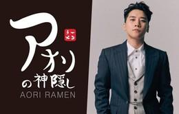 Thương hiệu Ramen kiện Seungri vì thua lỗ nặng