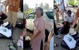 Bắt quả tang du khách Ấn Độ trộm đồ trong khách sạn ở Bali
