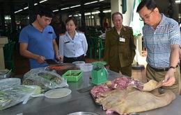Hà Nội thành lập tổ công tác liên ngành giám sát an toàn thực phẩm