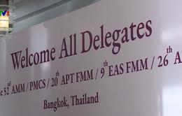 Trọng tâm Hội nghị Bộ trưởng Ngoại giao ASEAN