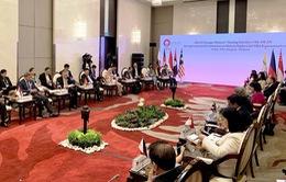 Các Bộ trưởng Ngoại giao ASEAN họp về nhân quyền