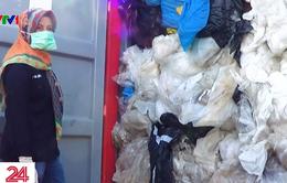 Indonesia trả lại 7 container rác cho Pháp, Hong Kong (Trung Quốc)