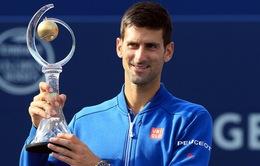 Novak Djokovic sẽ không tham dự Rogers Cup 2019