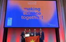 4 thí sinh Việt thi Olympic Hóa học quốc tế 2019 giành 2 HCV, 2 HCB