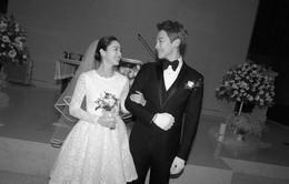 Hình cưới hiếm của Bi Rain - Kim Tae Hee được tiết lộ
