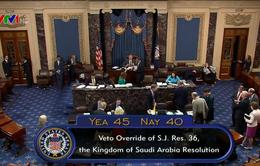 Thượng viện Mỹ chia rẽ vì thương vụ vũ khí với Saudi Arabia
