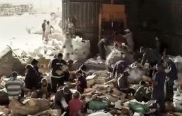 Cuộc sống trong núi rác ở Argentina