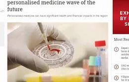 Hệ thống chăm sóc sức khỏe cá nhân hóa tại Trung Đông