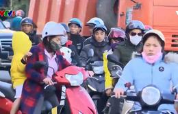 Ùn tắc giao thông trong mùa du lịch hè ở Đà Lạt