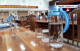 Cơ quan nhà nước tại TP.HCM nói không với ly, ống hút nhựa