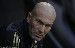 Real Madrid tính thay HLV Zidane bằng cái tên quen thuộc