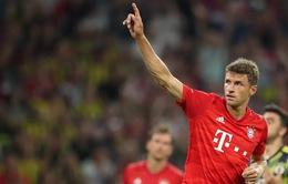 Chán ĐT Đức, Muller quyết dốc sức ăn ba cùng Bayern