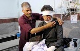 Đánh bom kinh hoàng tại Afghanistan, gần 60 người thương vong