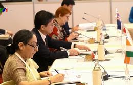 Hôm nay khai mạc Hội nghị Bộ trưởng Ngoại giao ASEAN lần thứ 52