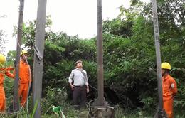 Quảng Trị: Liên tiếp mất cắp thiết bị đường dây cao thế