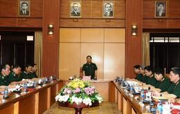Nâng cao sức mạnh tổng hợp của Bộ đội Biên phòng