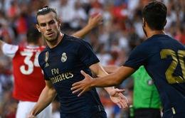 HLV Zidane nói gì sau khi Gareth Bale ghi bàn?