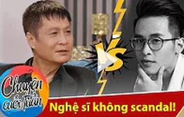 """Lê Hoàng """"tranh"""" với Hà Anh Tuấn danh hiệu """"Nghệ sĩ không scandal"""""""
