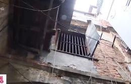Hà Nội: Nhiều ngôi nhà trong phố cổ xuống cấp nghiêm trọng cần di dời