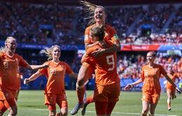 World Cup nữ 2019: Vượt qua ĐT Thuỵ Điển, Hà Lan gặp Mỹ trong trận chung kết
