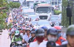 Giao thông ùn tắc đột biến ở thành phố biển Nha Trang
