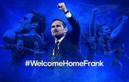 CHÍNH THỨC: Chelsea bổ nhiệm Frank Lampard làm HLV trưởng