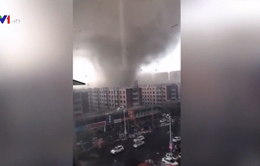 Bão mạnh tại Đông Bắc Trung Quốc, ít nhất 6 người thiệt mạng