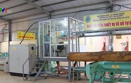 Ứng dụng công nghệ laser trong chế biến lâm sản