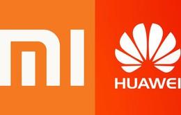 """Xiaomi tham vọng """"lật đổ"""" Huawei"""