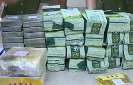 Nghệ An triệt phá đường dây ma túy xuyên quốc gia