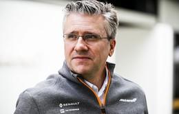Pat Fry rời vị trí giám đốc kỹ thuật đội McLaren