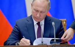 Tổng thống Nga ký phê chuẩn đình chỉ Hiệp ước INF
