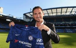 Chelsea CHÍNH THỨC bổ nhiệm Frank Lampard làm HLV trưởng