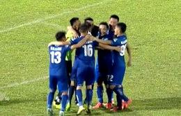VIDEO Highligts: CLB Quảng Nam 0-0 (Pen: 5-4) Hoàng Anh Gia Lai (Tứ kết Cúp Quốc gia Bamboo Airways 2019)