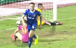 VIDEO Highlights: CLB Sài Gòn 0-1 B.Bình Dương (Tứ kết Cúp Quốc gia Bamboo Airways 2019)