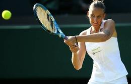 Lịch thi đấu tennis Wimbledon 2019 - đơn nữ ngày 5/7: Su-Wei Hsieh - Karolina Pliskova, Polona Hercog - Cori Gauff...