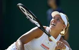 Kết quả tennis Wimbledon - đơn nữ ngày 4/7: Nhà đương kim vô địch sớm bị loại