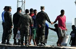Chìm tàu cá tại Honduras, 27 người thiệt mạng