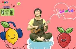 MC Trang Tooc và những chia sẻ đáng yêu về chương trình Là la lá