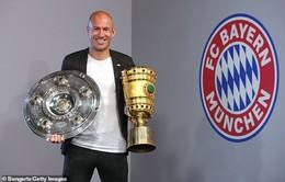 Arjen Robben chính thức nói lời chia tay sự nghiệp cầu thủ