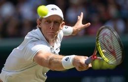 Kết quả tennis Wimbledon 2019 - đơn nam ngày 5/7: Hạt giống số 4 Kevin Anderson bất ngờ bị loại