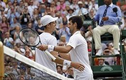 Novak Djokovic giành chiến thắng kịch tính tại vòng 3 Wimbledon 2019