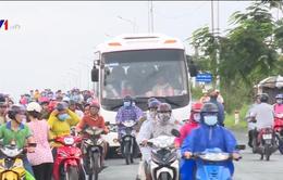Tiềm ẩn nguy cơ TNGT trên tuyến tránh thành phố Rạch Giá