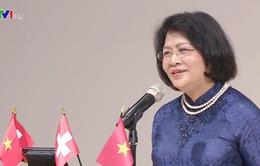 Tăng cường hợp tác giáo dục Việt Nam - Thụy Sỹ